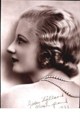 Miss England 1932