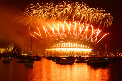 new years eve sydney 2005 - photo#7