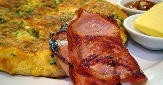 gas corn pancake