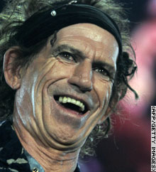 Keith Richards Is Terrifying