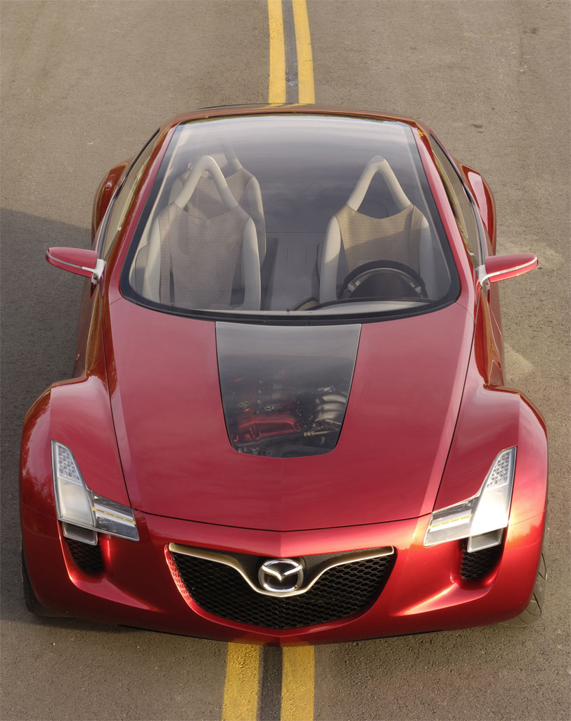 Kiwi Car Lovers Blog 2006 Mazda Kabura Concept