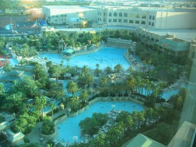 Piscinas Las Vegas