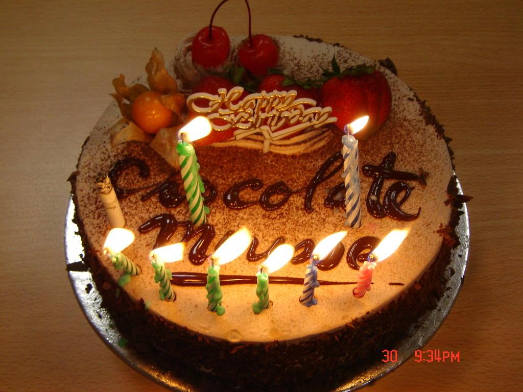 A Secret History Happy Birthdays