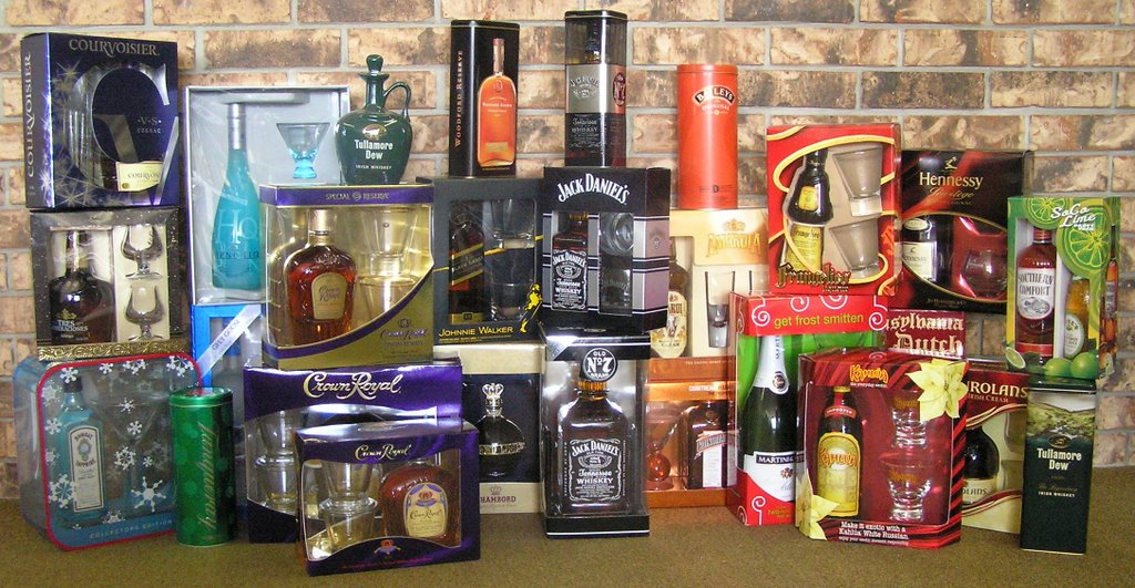 christmas alcohol gift sets - Rainforest Islands Ferry