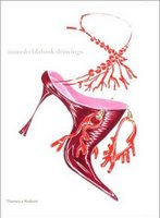 Manolo Blahnik Coffee Table Book: Drawings