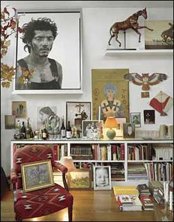 Home Tour: Richard Avedon