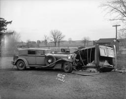 Frank Lloyd Wright - Choles Crash