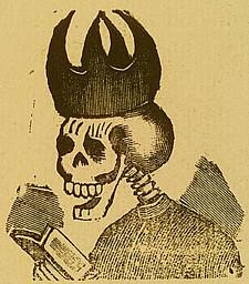 Calavera Clerical