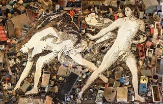 Vik Muniz: Pictures of Junk