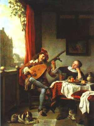 Interior Holandés