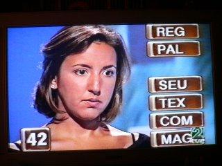 Lidia en TV