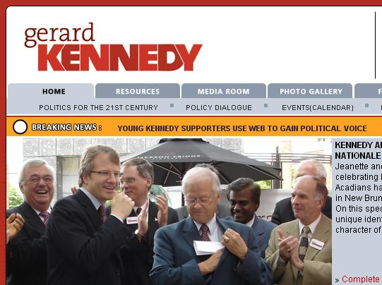 """Christian """"Independent"""": Liberal Mole inside Kennedy Camp"""
