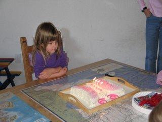 Joy and cake