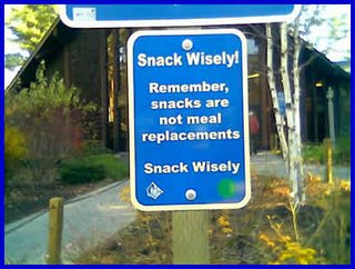 Snack Wisely!