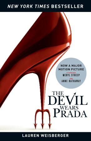 Book the devil wears prada and well my friend did carry a prada bag
