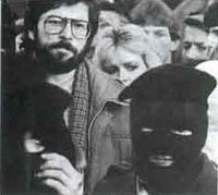 Skangerland: Gerry Adams liked the look of those balaclavas