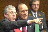 Skangerland: Straw and Chirac