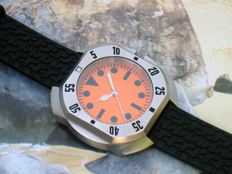 Wasting time rlt tag heuer divers watch rlt29 for Tag heuer divers watch