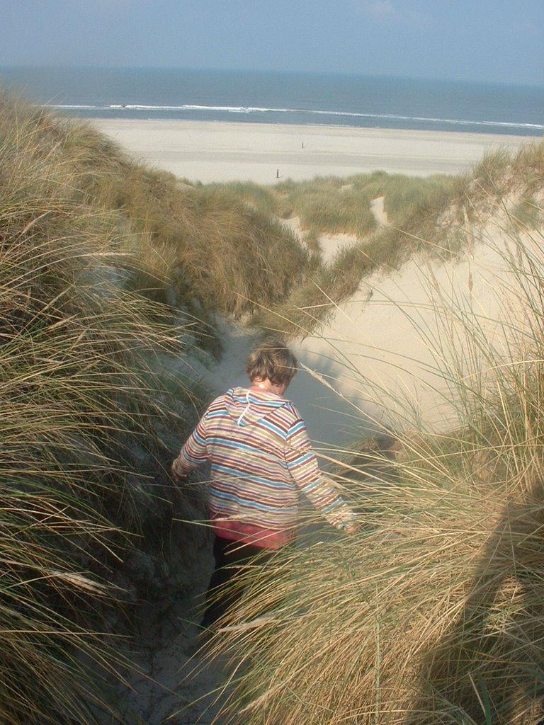 heerlijk seksen in de Hollandse duinen