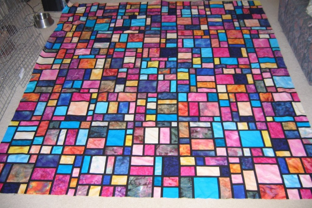 Stained Glass Quilt Patterns For Free Cliefo For