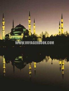 Akşam Sultanahmet