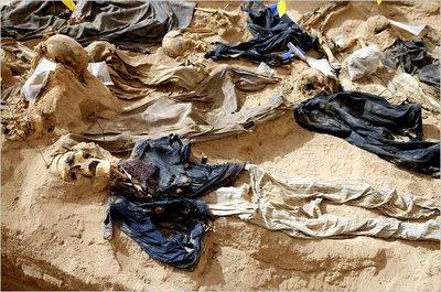 Massegrav i Irak
