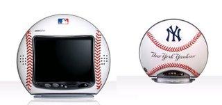 Baseball TV LCD