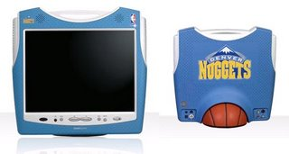 Basketball TV LCD