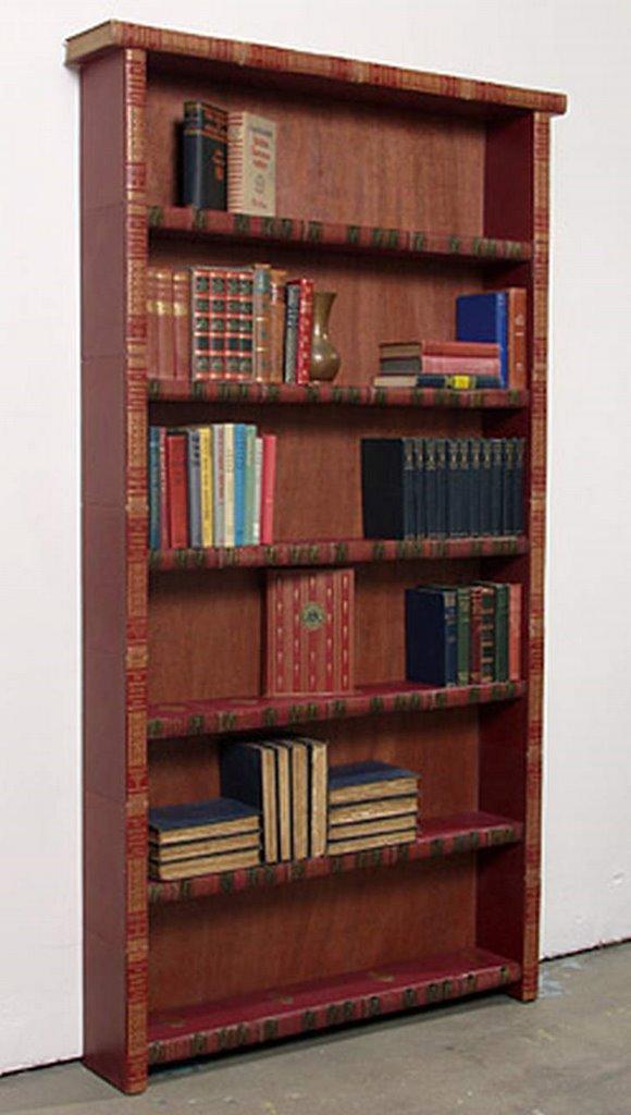 Как обставить дом книгами: philologist.