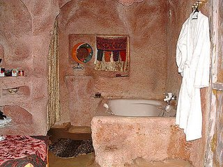Cave House - Bathroom