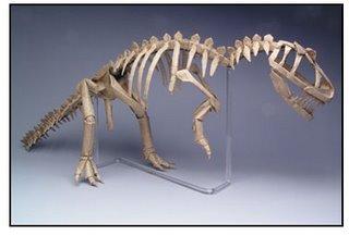 Origami - Allosaurus