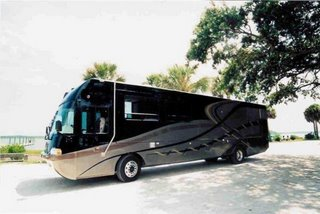 amphibious motorcoach