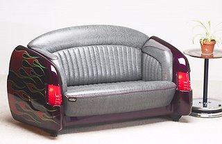 Car seat sofa 4