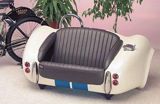 Car seat sofa 5