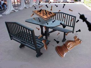 Art of Anti-Gravity - playing chess in the air