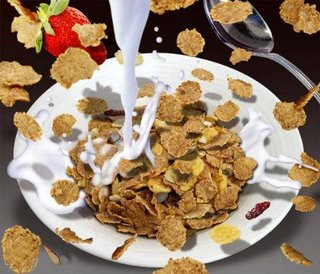 Art of Anti-Gravity - cornflake for breakfast