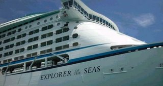 World's largest cruise - Explorer of The Seas