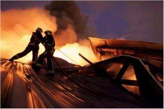 brave firemen