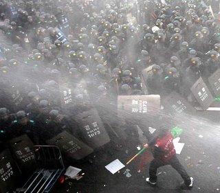 reuters photo - riot