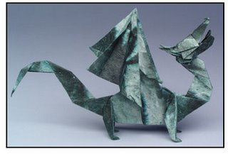 Origami _ Dragon