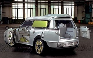Mini Concept Car