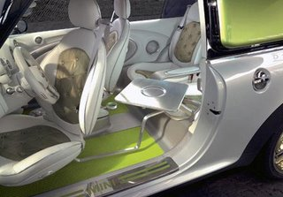 Mini Concept Car - interior