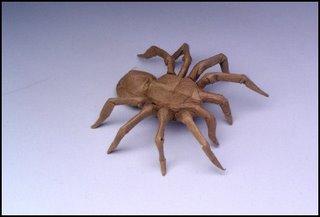 Origami - tarantula