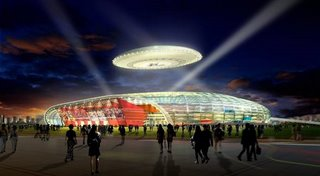 2008 China Olympic Stadium
