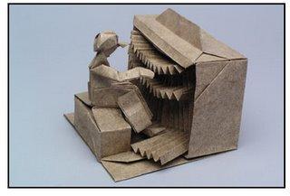 Origami - Organist
