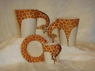 need different type of ceramic mug set? try giraffe