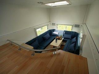 caravan - the interior