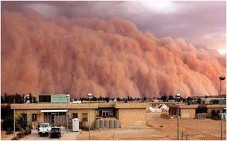 sand storm strike