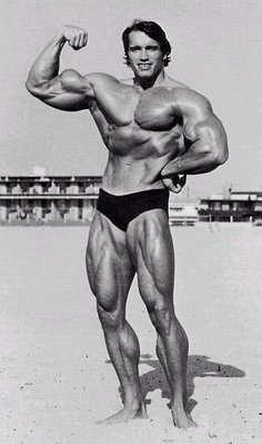arnold old days