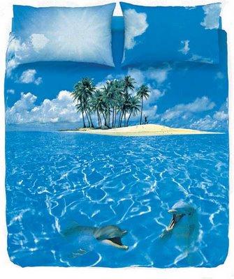 photoshopped bed sheet